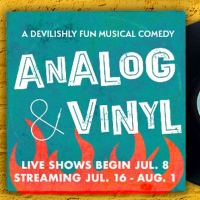 Broadway Rose Announces Live Performances For ANALOG & VINYL Photo