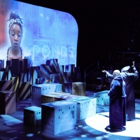 BWW Review: Socially contemplative A CHRISTMAS CAROL IN HARLEM at The Classical Theat Photo