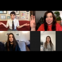 VIDEO: Toronto's MATILDA Cast Reunites for Episode 3 of CHECK IN FROM AWAY