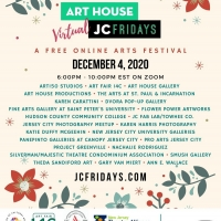 Art House Productions Announces Lineup For Virtual JC Fridays On December 4 Photo