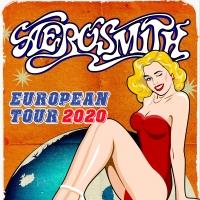 Aerosmith Announces 2020 European Tour Dates
