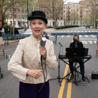 CABARET IN CAPTIVITY Comes to Morningside Park, May 16