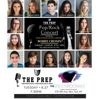 The Prep Will Host Bobby Cronin In Concert With The Prep Students
