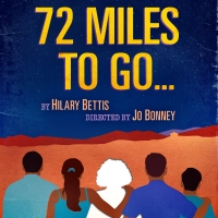 Tyler Alvarez, Jacqueline Guillen & More Will Star in Roundabout's 72 MILES TO GO... Photo