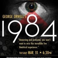 Aquila Theatre Will Bring 1984 to the WYO