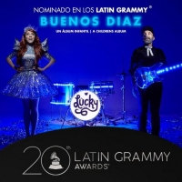 The Lucky Band Receives Third Latin GRAMMY Nomination