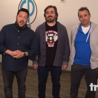 VIDEO: 'Impractical Jokers' Talk About Their New Movie on TODAY SHOW