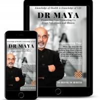 Dr Kadiyali M Srivatsa Releases New Book 'Dr Maya: Protecting You Protecting Us From Infec Photo