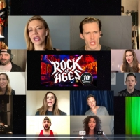BWW TV: The Cast of ROCK OF AGES Perform 'Here I Go Again' Photo