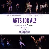 Second Annual ArtsForAlz Alzheimer's Association Benefit Performance Announced Photo
