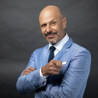 Comedian Maz Jobrani Reschedules Performances At The Den Theatre Photo