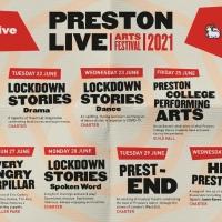 Preston Live Arts Festival Announces 2021 Lineup Photo