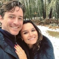 Samantha Barks Announces Engagement to Alex Michael Stoll! Photo