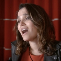 VIDEO: Samantha Barks Sings 'Safer' From FIRST DATE Photo