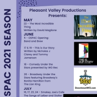 Pleasant Valley Productions Announces Season Lineup of Outdoor Performances Photo