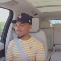 VIDEO: Chance the Rapper Joins James Corden for CARPOOL KARAOKE