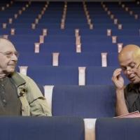 VIDEO: Dudu Niv and Yitzhak Hezekiah Talk Hanoch Levin at the Cameri Theatre Photo