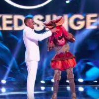 VIDEO: The T-Rex is Unmasked on THE MASKED SINGER! Video