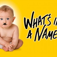 Full Cast Announced For UK Tour Of WHAT'S IN A NAME? Photo