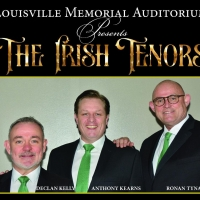 The Louisville Memorial Auditorium Will Host THE IRISH TENORS in March