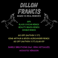 Black Caviar Drop Remix of Dillon Francis Single 'DFR' Photo