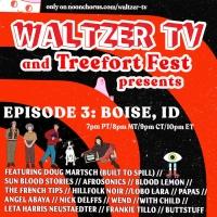 Waltzer & Treefort Music Fest Present 'Waltzer TV, Episode III: Boise, ID' Photo