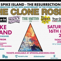 """'Spike Island �"""" The Resurrection' Celebrates the 30th Anniversary of The Stone Roses Show"""