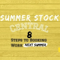 Student Blog: Summer Stock Central: Step #3   Find The Auditions Photo
