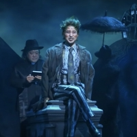 Video: The Cast of BEETLEJUICE in South Korea Performs 'The Whole Being Dead Thing' Photo