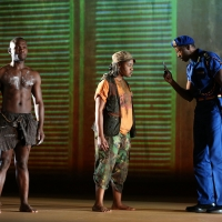 Westport Country Playhouse Presents TELLING MLIMA'S TALE Documentary Photo