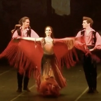 VIDEO: Russian Ballet Resumes With Safety Measures in Place Photo