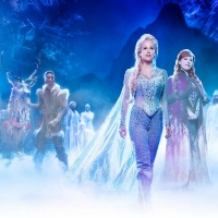 Win 2 Tickets to FROZEN on Broadway Plus a Backstage Tour with Cast Member, Lauren Nicole Chapman