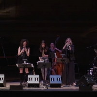 VIDEO: Check Out Footage From Artemis' Debut Performance at Carnegie Hall Photo