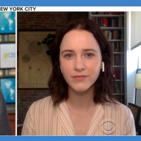 Rachel Brosnahan Talks 2020 Emmy Awards and Her Work With Covenant House on CBS THIS  Photo