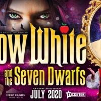 Bonnie Lythgoe & SNOW WHITE Heading To Sydney Coliseum Theatre, West HQ Photo