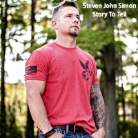 Breakout Country Artist Steven John Simon Releases Debut EP STORY TO TELL Photo