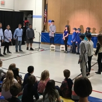 East Lynne Theater Company Has Residency At West Cape May Elementary School Photo