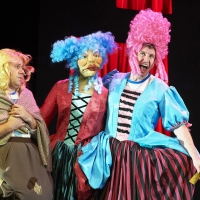 POTTED PANTO Returns to The Garrick Theatre in December Photo