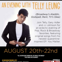 Telly Leung Joins The Encore Musical Theatre Company's Summer Series Photo
