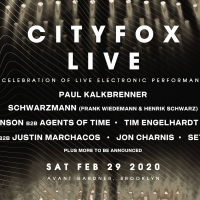 2nd Annual Cityfox LIVE at Avant Gardner on February 29