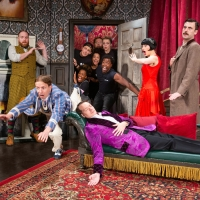 BWW Review: THE PLAY THAT GOES WRONG Also Goes Long, but with Laughs and Gasps at Dr. Photo