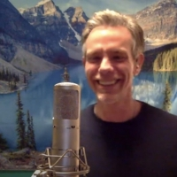 Exclusive: Adam Pascal Sings a LES MISERABLES Medley As Part of The Seth Concert Series; R Photo