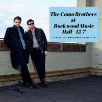 The Como Brothers Perform Their Release A Month Singles Live in New York City Photo