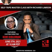 Kim Coleman Returns To The  Richard Lawson Studios Master Class Series Photo