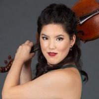 Violinist Rachell Ellen Wong Joins CTM Classics Roster For Worldwide Representation Photo