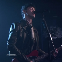 VIDEO: Goody Grace & Blink-182 Perform on JIMMY KIMMEL LIVE! Photo