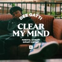 R&B Newcomer Dee Gatti Shares 'Clear My Mind' Photo