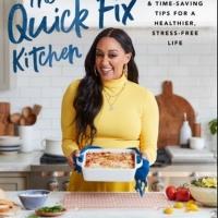 Tia Mowry Announces New Cookbook THE QUICK FIX KITCHEN Photo
