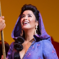 Courtney Reed Will Return To ALADDIN Photo