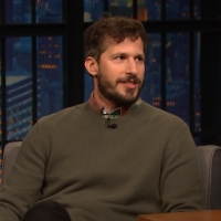 VIDEO: Andy Samberg Talks About Hating Seth Meyers' Dog